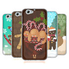HEAD CASE DESIGNS THE GINGERBREAD SOFT GEL CASE FOR HTC ONE A9s
