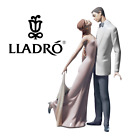 Lladro 'HAPPY ANNIVERSARY' China Love Figurine, Porcelain Ornament 01006475