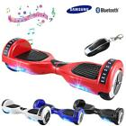 3 Styles Bluetooth LEd 6.5inch Smart 2 Wheels Electric Scooter Self-Balancing