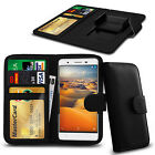 Clip On PU Leather Flip Wallet Book Case Cover For Cubot S600
