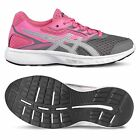 Asics Stormer GS Girls Jogging Cushioned Practice Running Shoes