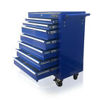 US PRO TOOLS AFFORDABLE STEEL CHEST TOOL BOX ROLLER CABINET 7 DRAWERS