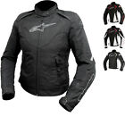 Alpinestars Stella T-Jaws WP Ladies Motorcycle Jacket Armour Womens GhostBikes