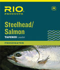 RIO Salmon/Steelhead Glacial Green Fly Fishing Line Nylon Tapered Leader