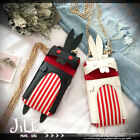japan lolita harajuku KERA cocoa rabbit bunny cell phone case mini pouch【J2G394】