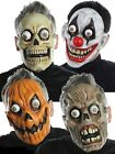 Halloween Fancy Dress Mask With Bobble Eyes - Clown Pumpkin Skull Zombie - 1533