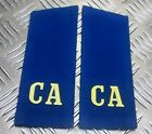 Genuine Russian Forces Shoulder Boards / Slides / Epaulettes Various stylesBadges/ Patches - 36078