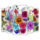 HEAD CASE DESIGNS WATERCOLOURED FLOWERS HARD BACK CASE FOR HUAWEI P10 LITE