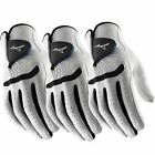**Pack of 3** Mizuno 2017 All Weather Comp Mens Golf Gloves-Right Hand