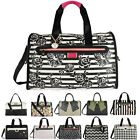 Betsey Johnson Weekender Overnight Duffel Luggage Duffle Carry On Travel Bag