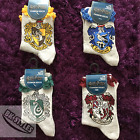 Official HARRY POTTER Hogwarts House Ladies Frilly Fashion Socks Free P&P