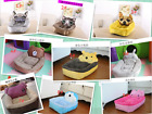 Wholesale cartoon pet dog kennel sleeping bag thermal mattress pet supplies