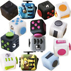 WHOLESALE LOT FIDGET CUBE 6 SIDE DESK TOY STRESS ANXIETY PUZZLE 5 10 20 50 100