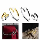 Retro Women 925 Silver Plated Carved Bangle Chain Cuff Bracelet Fashion Jewelry