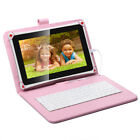 """16G 10.1"""" Pro Tablet Wi-Fi Android OS Quad Core w/Keyboard Bluetooth HDMI"""