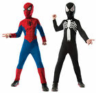 Marvel Officially Licensed Spiderman Reversible Child Costume Halloween Party