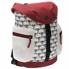 adidas Disney Mickey Mouse Backpack White/Red Sports Bag Gymbag Rucksack