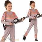 Rubies Girls Ghostbusters Costume Halloween Movie Fancy Dress Child Outfit