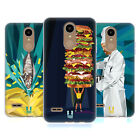 HEAD CASE DESIGNS PROFESSION INSPIRED - FOOD LEAGUES GEL CASE FOR LG K8 (2017)