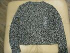 NWT POLO RALPH LAUREN GIRLS SWEATER RAGG CHUNKY WEAVE MEDIUM OR LARGE