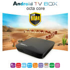 M8S PRO Android 7.1 DDR4 Octa Core S912 Smart TV BOX Adds-on WIFI 4K Movies DBS