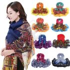 Women Long Soft Cotton Voile Wrap Scarf Shawls Stole Hot Sell 7 Pattern