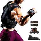 Sporteq Weighted Vest Weight Loss Jacket Strength Fitness Training Pack 4 in 1