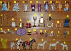 PLAYMOBIL u choose QUEEN PRINCESS HORSE FURNITURE FAIRYTALE CASTLE