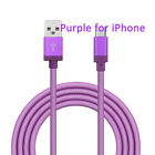 USB Cable For Apple iPad Air iPhone 5 6S 7 Plus Fast Data Charger 0.2M 1M 2M 3M