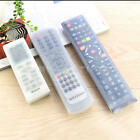 New TV Remote Control Set Waterproof Dust Silicone Skin Protective Cover Case