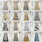 Modern Long Geometric Hallway Runner Rugs 60x240cm Narrow Hall Carpet Runner Rug