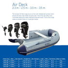 SUN SPORT AD 350 Boat Motor Options 2.5-9.9hp Package Inflatable Rib Air Talamex