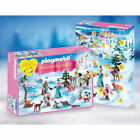 PLAYMOBIL Advent Calendar 'Royal Ice Skating Trip' 9008