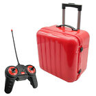 Mini Trolley Luggage Bags Style Car Radio Remote Control Child Party Kids Red