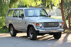 1985+Toyota+Land+Cruiser+One+Owner+California+FJ60