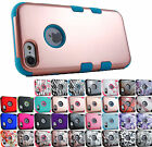 "for Apple iPhone 7 / 8 (4.7"") Armor TUFF Hybrid Case Cover + PryTool"