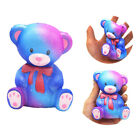 Cartoon Bear Bunny Cupcake Squishy Super Slow Rising Scented Doll Soft Kid Toy