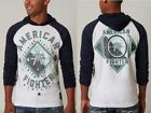 AMERICAN FIGHTER Mens Hoodie Sweat Shirt GARDNER Athletic Biker Gym MMA UFC $65