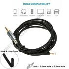 1x Audio Upgrade Cable for Sennheiser HD598 / Momentum On Ear OE Headphone Cable