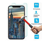5X For iPhone 10/X 9H Premium Tempered Glass Screen Protector Guard Shield Saver