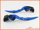 Kawasaki ZX-6 1990 - 1999 CNC Long Blade Adjustable Brake Clutch Levers