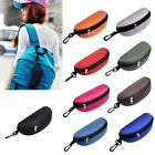 Durable Protector Hard Clam Shell Glasses Case Portable Box Sunglasses Holder