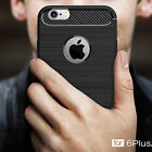 """For Iphone 6/6s Plus 5.5"""" Shockproof Case Soft TPU Back Cover Skin Protective"""
