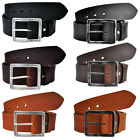 5cm Wide Full Leather Belt Belt Colour & Length Selection ca. 3,5mm Thick 22835