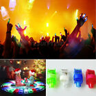 10pcs Finger Light Up Ring Laser LED Rave Party Favors Glow Beams WHOLESALE