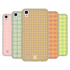 HEAD CASE DESIGNS COMPLEX CIRCLE PATTERNS HARD BACK CASE FOR LG PHONES 2
