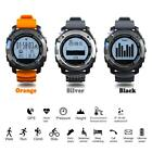 Outdoor Digital Smart Watch Heart Rate Monitor Water Resistant Wristwatch F7I3