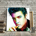 Home Wall Art Decoration Oil Painting on Canvas Print Elvis Abstract Fashion US