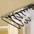 10/50/100 Pack Slim Space Saving Non-slip Velvet Trouser/Skirt/Cloth Hangers