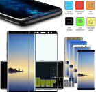 Full Coverage Tempered Glass Curved Screen Protector For Samsung Galaxy Note 8